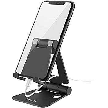 Mobile Phone Holders & Stands Phone Holder Stand For Iphone X Xs Foldable Mobile Phone Stand For Xiaomi Mi 9 Tablet Stand Desk Phone Holder For Samsung S10 S9