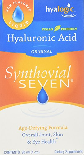 Hyalogic Synthovial Seven Hyaluronic Acid Liquid, 0.13 Ounce