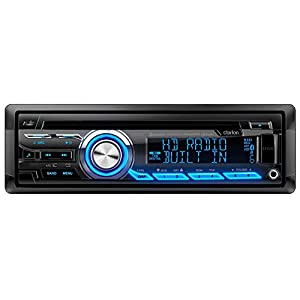 Clarion CZ505 Built-In HD Radio Tuner