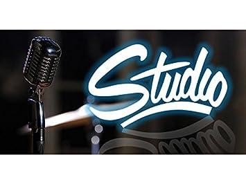 Amazon.com: bn0175 Estudio de grabación Micrófono Bar ...