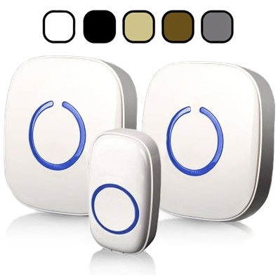 SadoTech Model CXR Wireless Doorbell wit - Replacement Plug Button Kit Shopping Results