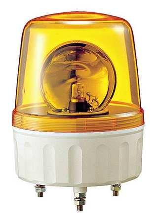 Beacon Light, Y, IncdBlb, 1000 hr.