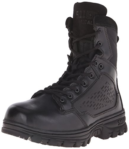 5.11 Men's Evo 6 Inch Side Zip Tactical Boot