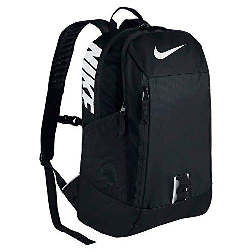 Nike Alpha Adapt Rise Laptop Backpack STUDENT book bag - Black Alpha