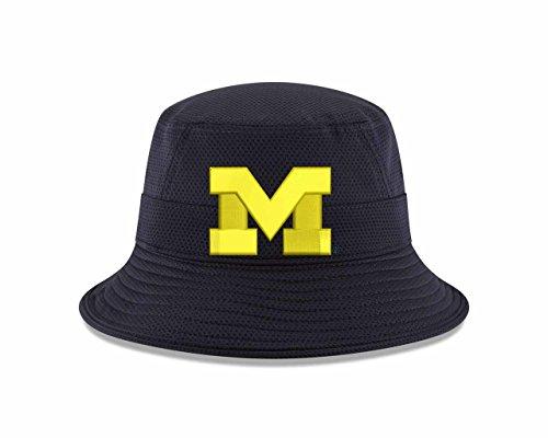 - Michigan Wolverines NCAA College Pride Bucket Hat - Navy, One Size