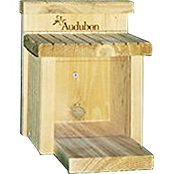 2 each: Audubon Squirrel Munch Box Feeder (NASQBOX)