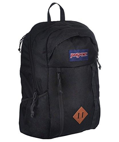 JanSport Foxhole Laptop Backpack (Black)