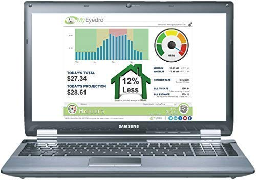 Eyedro EYEFI-2 Home WIFI Electricity Monitor, Supports Net Metering and Solar by Eyedro (Image #2)