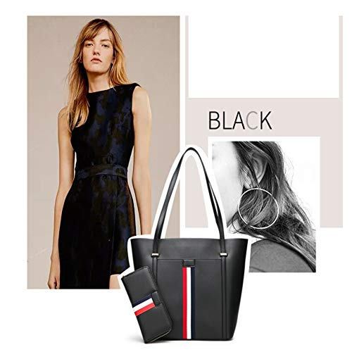 Portable Bun Bag negro Fashion Negro Kamierfas Ladies Mother 2018 Package hlh Multi Shoulder Messenger piece tAqwBzX