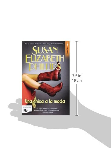 Una chica a la moda (Romantica) (Spanish Edition): Susan Elizabeth Phillips: 9788498726909: Amazon.com: Books