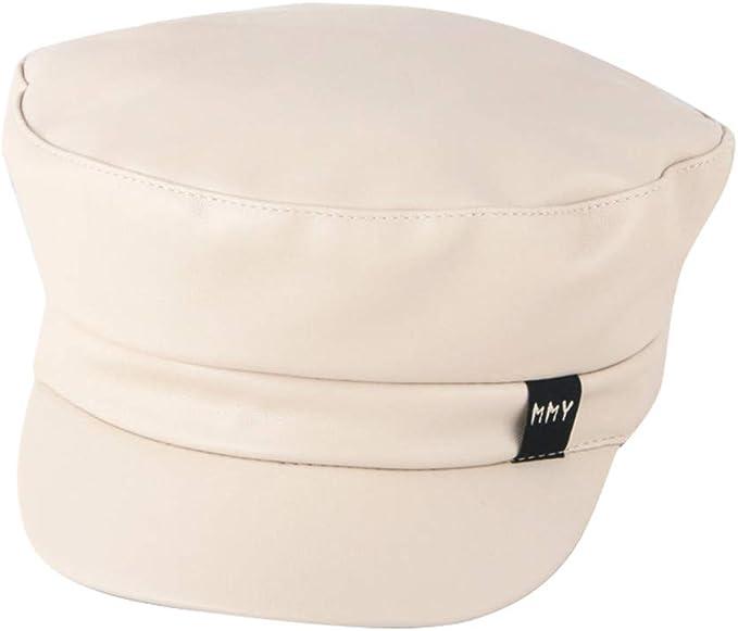 Sombrero de gorro salvaje de color puro para niños con techo plano ...