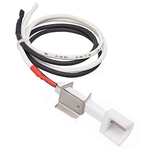X Home 67847 Grill Igniter Kit Fits for Weber Genesis 300 Series(2008-2010) Genesis E/S-310 E/S-320, Ignition Replacement Parts with 2 Ignitor Button(One as Gift) Ignition Module Ceramic Collector Box by X Home (Image #4)