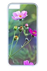 Amazing Flowers Custom Case For Ipod Touch 5 Cover Polycarbonate White
