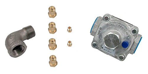Lynx Ceramic Burner Conversion Kit (LCBKIT), Brass to Ceramic (Lynx Professional Series)