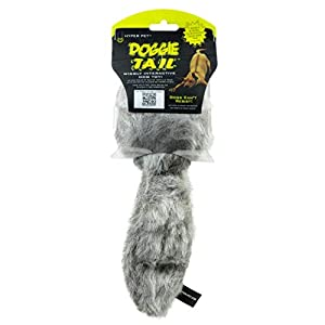 Hyper Pet Doggie Tail Wiggly Interactive Dog Toy