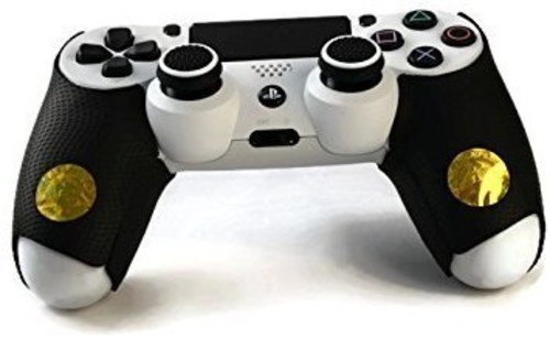Wicked-Grips High Performance Controller Grips for PlayStation 4 - Thumb Grips Combo)