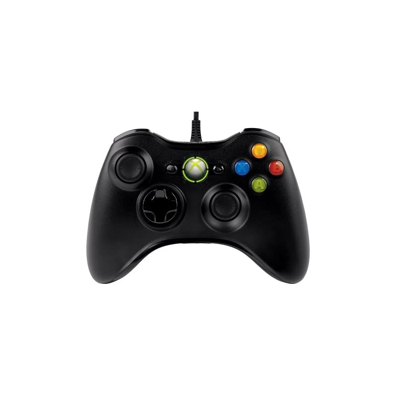 Microsoft Xbox 360 Wired Controller for