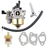 Mannial 16100-ZH8-W61 Carburetor Carb fit Honda GX160 GX200 5.5 HP 6.5 HP Engine