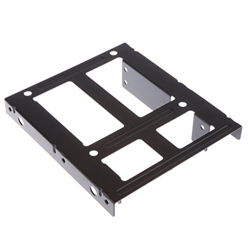 """Mounting SSD for PC CU Adapter HOT Bracket 2.5/"""" to 3.5/"""" Hard HDD Drive 2016"""