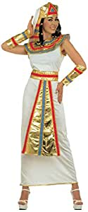 Widman - Disfraz de reina egipcia para mujer, talla M (34962)