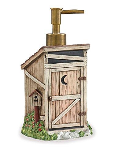 Designs Outhouse (Park Designs Outhouse Soap Dispsenser)