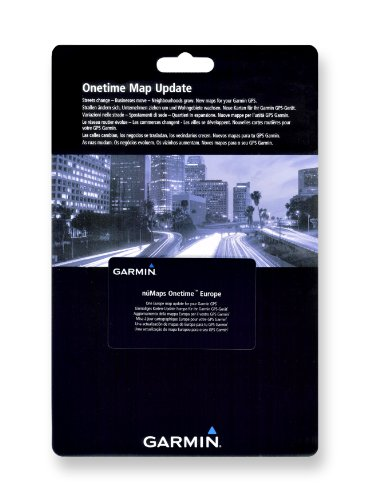 (Garmin City Navigator Europe NT Map Card)