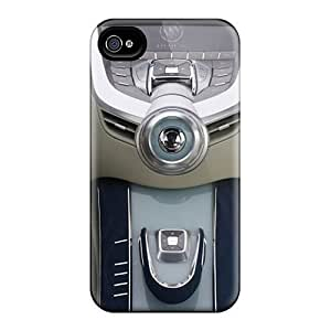 BretPrice Premium Protective Hard Case For Iphone 4/4s- Nice Design - Buick Riviera Console