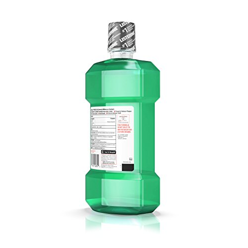 Listerine Freshburst Antiseptic Mouthwash For Bad Breath, 1.5 L, (Pack of 6) by Listerine (Image #6)