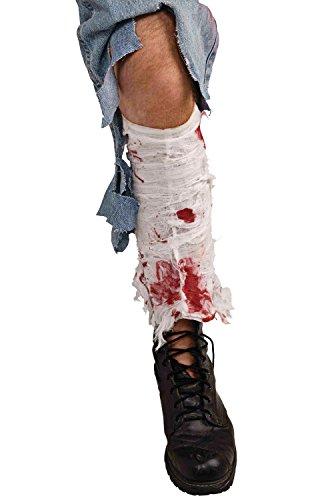 Forum Novelties Bloody Leg (Injured Man Costume)