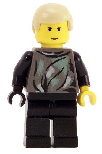 Luke Skywalker (Endor, YF) - Lego Star Wars Minifigure From 7128 Speeder Bike Set ()