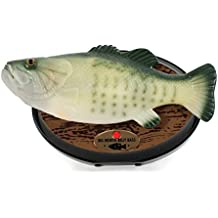 Gemmy Inflateables Holiday (G08 47957) Big Mouth Billy Bass, Green - 15th Anniversary Edition