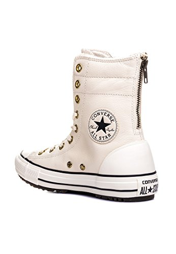 Converse Leder-Boots Women CT AS HI RISE BOOT 553389C Weiss