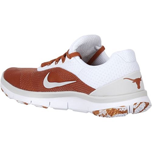 Nike Mens Free Trainer V7 Zero Week Ut Longhorns Aa0881 800 Sz 12