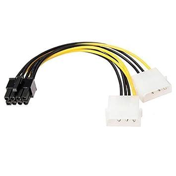 WTT Accessories - Cable de alimentación para Tarjeta gráfica ...
