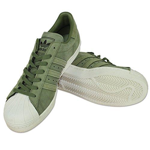 Adidas Superstar Foundation Herren Sneakers By2506 - Kaki
