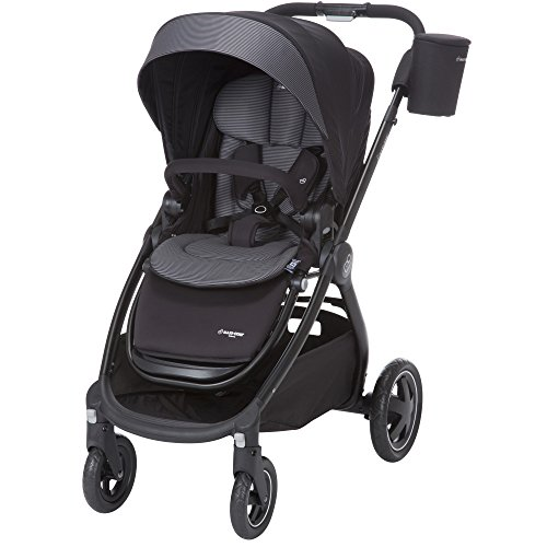 Maxi-Cosi Adorra Stroller, Devoted Black