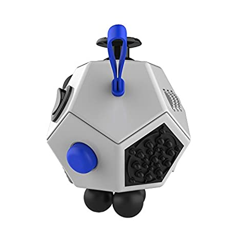 llettier Relax Toy, Stress Reducer, Suitable for ADHD, EDC and Autism Adult Children-Finger Toy (Fidget (Y Flicker A1)