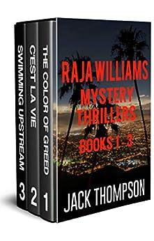 Raja Williams Mystery Thriller Books ebook product image