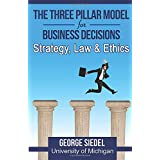 The Three Pillar Model for Business Decisions: Strategy, Law and Ethics