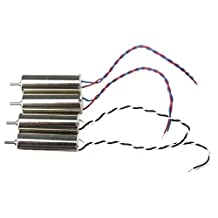 Womail 4pcs motor Hubsan X4 H107D H107C H107 H107-A23 Quadcopter helicopter