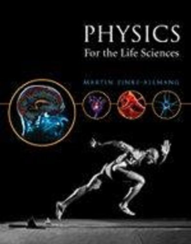 Student Solutions Manual and Study Guide for Physics for the Life Sciences by Martin Zinke-Allmang (2008-05-16) (Physics For Life Sciences Martin Zinke Allmang)