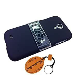 (TRAIT) Black Hard Holder Cases Protective Covers Skin for Galaxy S Iv Galaxy SIV I9500 Case Cover