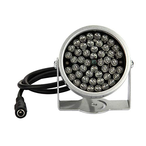 5X 2pcs 48 LED Illuminator Light CCTV IR Infrared Night Vision Lamp for Security Camera by ElectronicNova