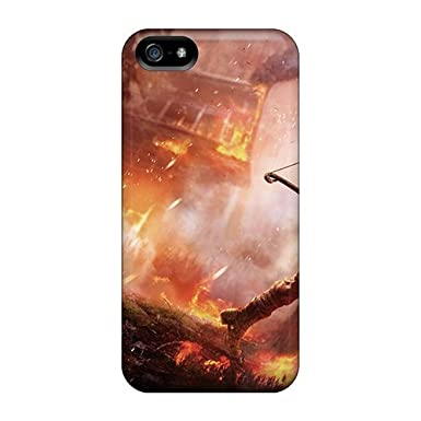 116b2a006ed75a Awesome Case Cover iphone 5 5s Defender Case Cover(tomp Raiders)  Amazon.co. uk  Electronics