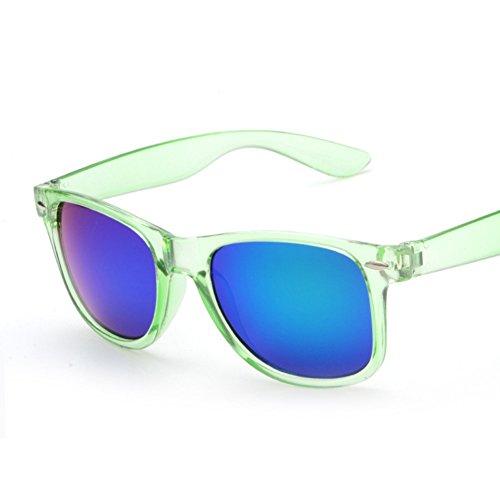 IPOLAR GSG800021C3 Explosion Models PC Lens Fashion Sunglasses,Plastic Frames - Glasses Blumarine