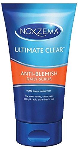 Noxzema Clean Blemish Control Daily Scrub 5 oz Pack of 4