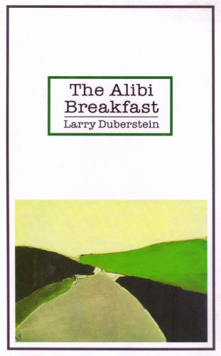 book cover of The Alibi Breakfast