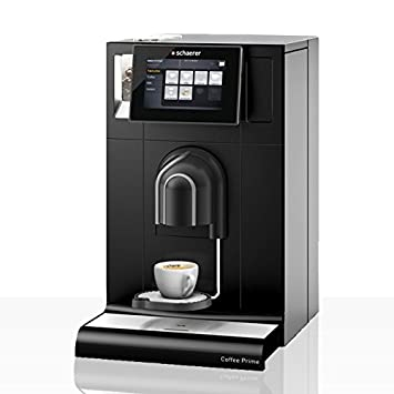 schaerer Coffee Prime - Cafetera automática polvo Leche Incluye sistema de polvo 1: Amazon.es: Hogar
