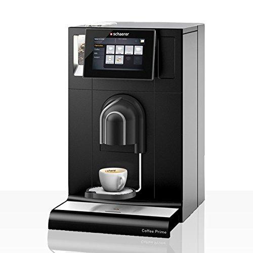 schaerer Coffee Prime – Cafetera automática polvo Leche Incluye ...