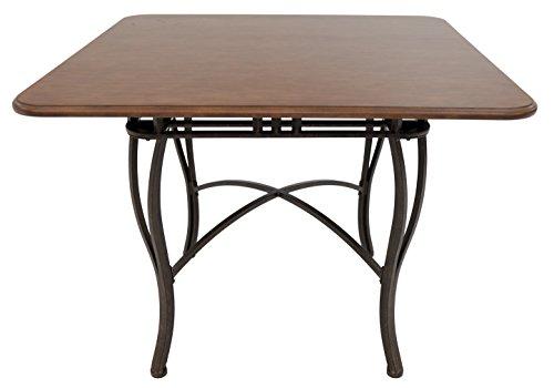 Lexington Pub Table (Impacterra Lexington Bar Table, Autumn Rust/Tudor, Counter Height)